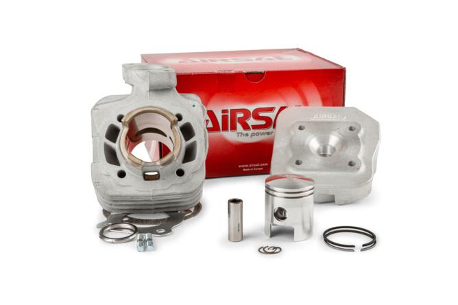 "Cylindre culasse Airsal 50cc ""Sport"" aluminium Peugeot Speedfight / Trekker"