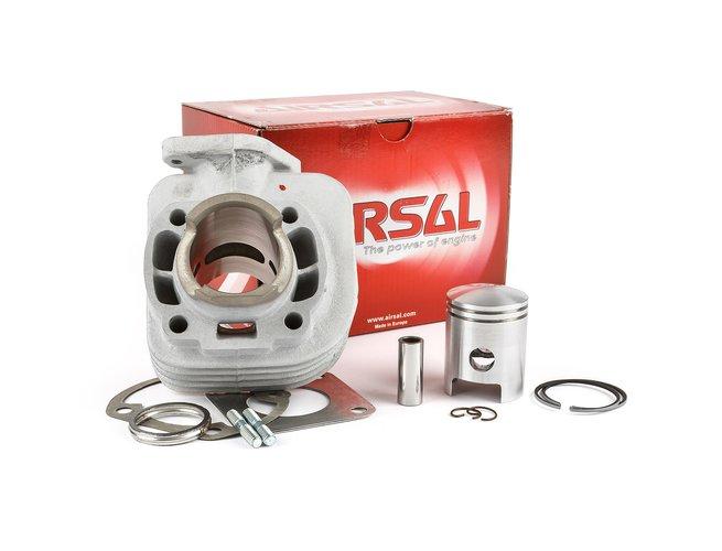"Airsal Cylinder Kit ""Sport"" 50cc aluminium Kymco Cobra 50cc 2-stroke AC"