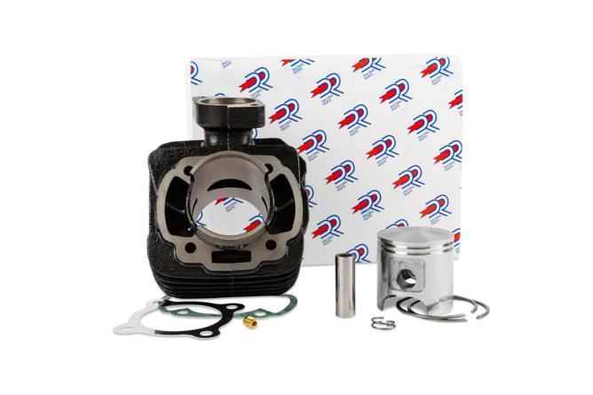 """Cylindre piston DR 70cc """"Sport"""" fonte Peugeot Speedfight / Trekker"""