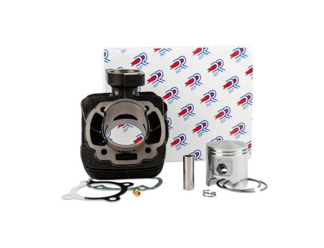 """DR Cylinder Kit """"Sport"""" 70cc cast iron Peugeot Speedfight / Trekker"""