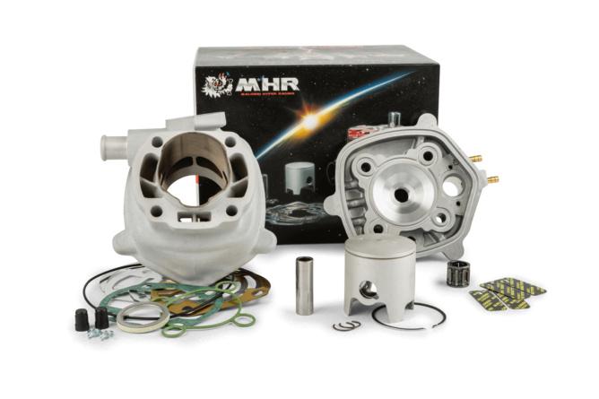 """Malossi Cylinder Kit """"MHR Racing"""" 70cc aluminium piston pin=12mm Yamaha Aerox / MBK Nitro"""