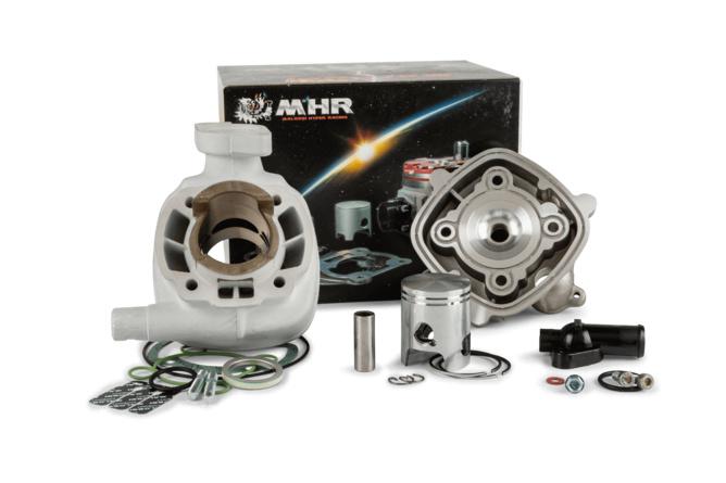 "Cylindre culasse Malossi 50cc alu ""MHR Replica"" Peugeot Speedfight LC"