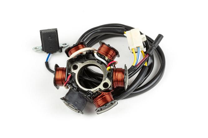 Ignition Stator Peugeot vertical (Trekker / Speedfight)