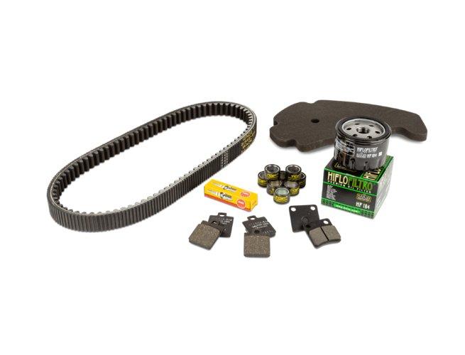 Kit entretien / réparation Piaggio MP3 400cc '07 - '10 (étrier arrière handrem)