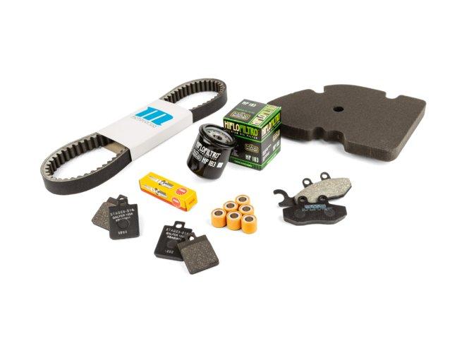 Kit entretien / réparation Piaggio MP3 125cc '08 - '12