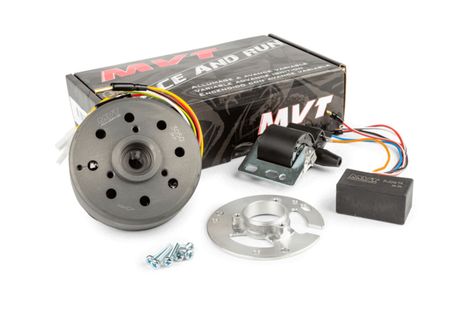 """Allumage MVT """"Millenium"""" rotor externe Minarelli AM6 (pour kick, avant 2003)"""