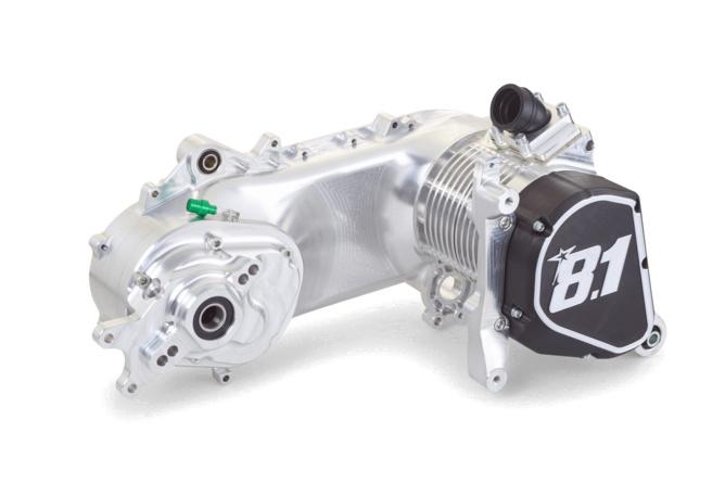 Carter moteur Ottopuntouno CNC Gilera Runner 180cc