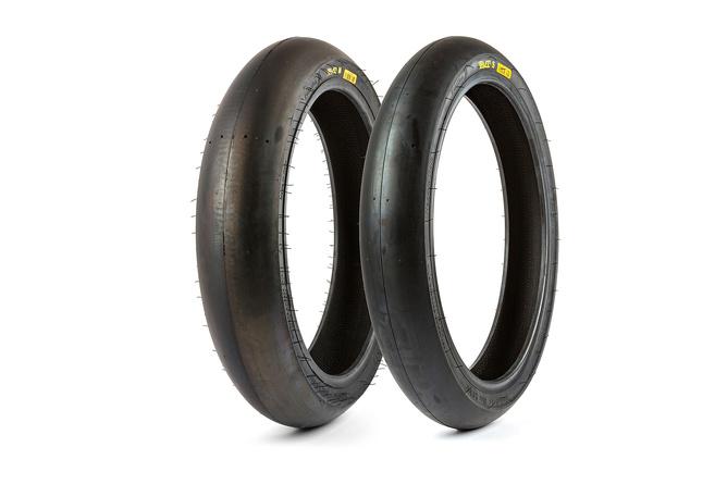 Reifen Slick PMT 90/80R17, medium