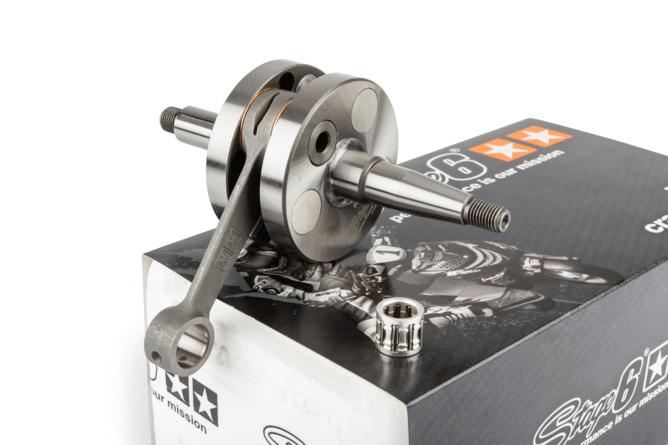 Kurbelwelle Stage6 HPC 45mm Hub / 90mm Pleuel Minarelli AM6