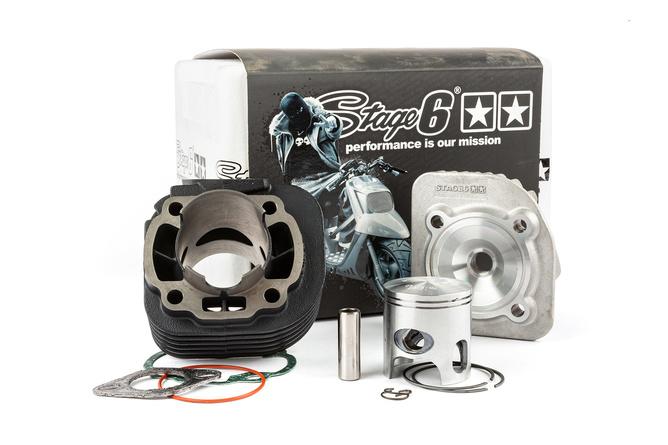 Zylinderkit Stage6 Streetrace 70cc 12mm Kolbenbolzen d=47mm CPI / China 2-Takt AC