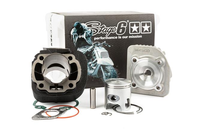 Zylinderkit Stage6 Streetrace 70cc 10mm Kolbenbolzen d=47mm China 2-Takt AC