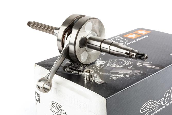 Kurbelwelle Stage6 Pro Replica 10mm Kolbenbolzen Minarelli liegend (Yamaha Aerox)