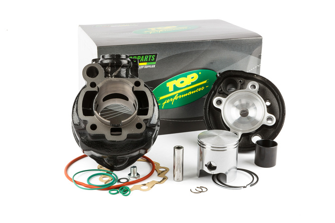 Zylinderkit Top Performances 70cc Sport Minarelli AM6 inkl. Zylinderkopf