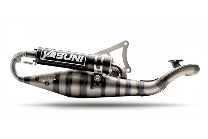 Pot d'échappement Yasuni Carrera 10 Carbone MBK Nitro / Aerox