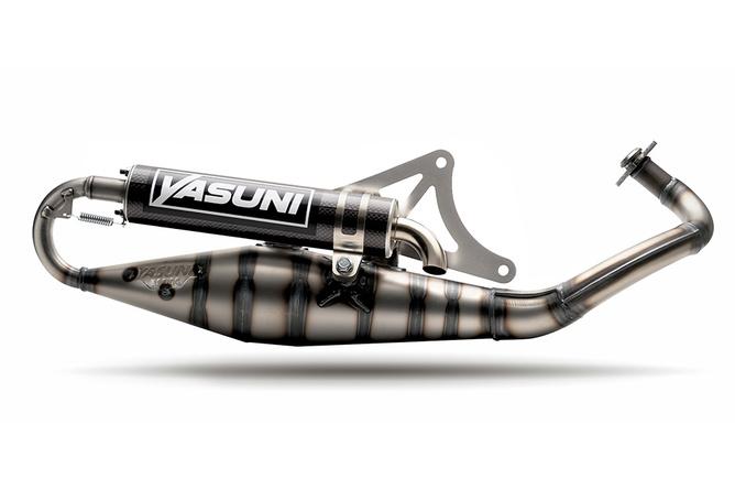 Pot d'échappement Yasuni Carrera 10 Carbone Piaggio Zip / Typhoon