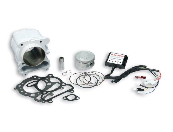 Cylindre piston + CDI Forcemaster Malossi 290cc (diam.74mm) Yamaha X-Max / X-City 250cc