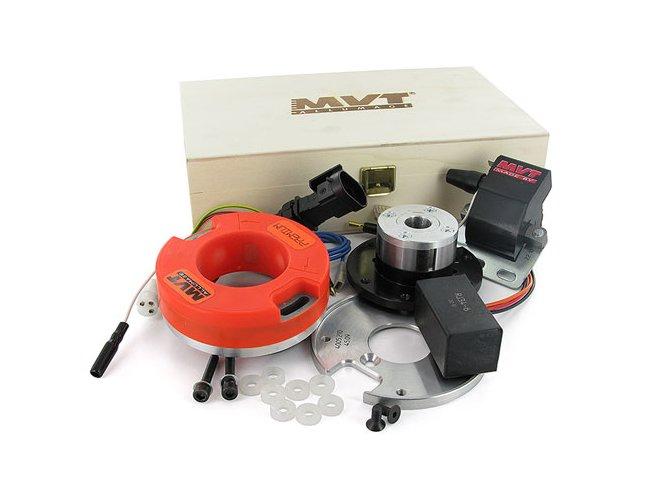Allumage MVT Digital Direct rotor interne avec éclairage Piaggio NRG / Gilera Stalker avant 2003