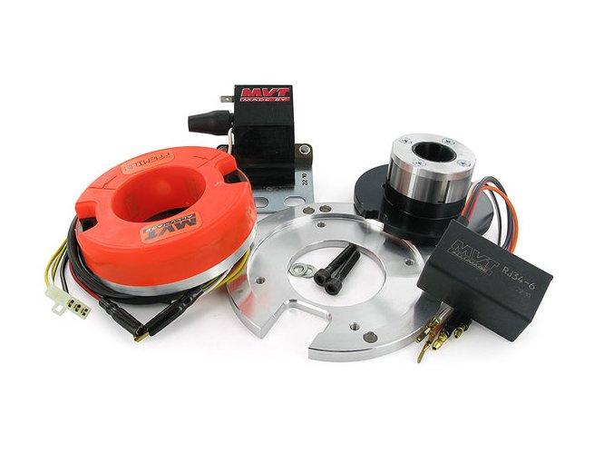 Allumage MVT Digital Direct rotor interne avec éclairage scooter CPI / Keeway