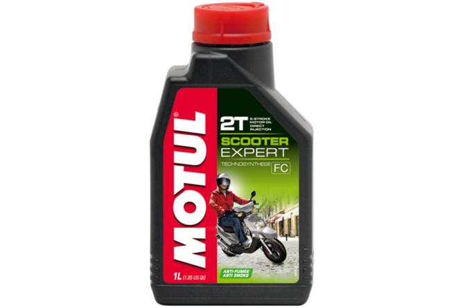 Motul Oil Scooter Expert semi-synthetic