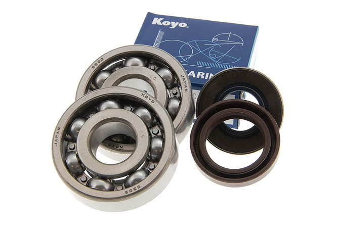 Kit roulements et joints spy Stage6 C3 6303 cage acier AM6